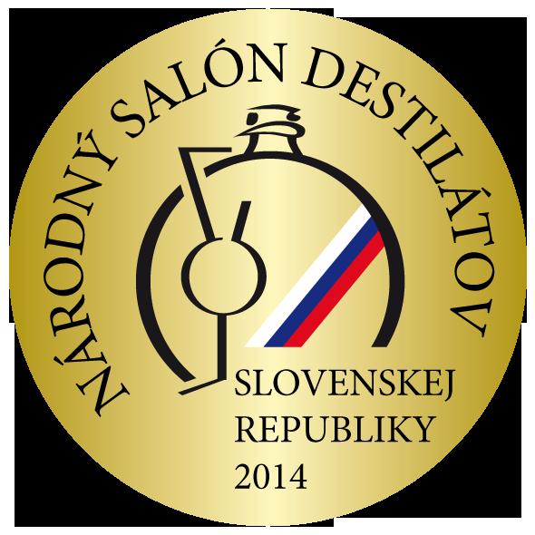 Narodny salon destilatov SR 2014